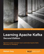Cover of Learning Apache Kafka - Second Edition