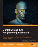Cover of Unreal Engine 4 AI Programming Essentials