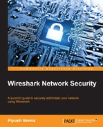 Cover of Wireshark Network Security