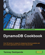 Using DynamoDB Local JavaScript Shell - DynamoDB Cookbook [Book]