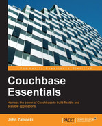 Cover of Couchbase Essentials
