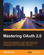 Cover of Mastering OAuth 2.0