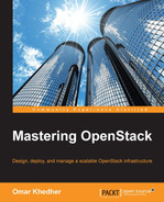 Cover of Mastering OpenStack
