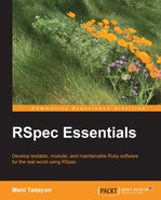Cover of RSpec Essentials