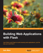 Cover of Building Web Applications with Flask