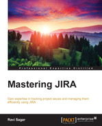 Cover of Mastering JIRA