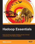 Cover of Hadoop Essentials