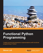 Cover of Functional Python Programming