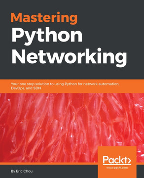 PySNMP - Mastering Python Networking [Book]