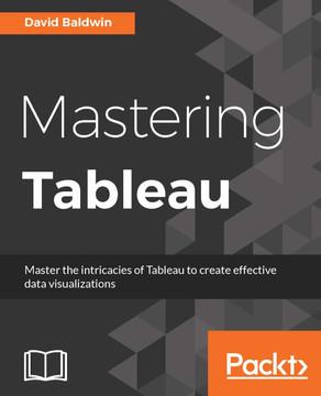 Mastering Tableau Book