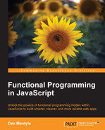 Cover of Functional Programming in JavaScript