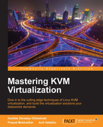 Cover of Mastering KVM Virtualization