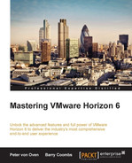 Cover of Mastering VMware Horizon 6