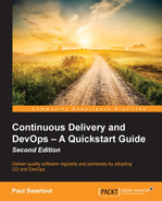 Cover of Continuous Delivery and DevOps – A Quickstart Guide - Second Edition
