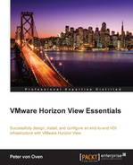 Cover of VMware Horizon View Essentials