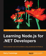 Cover of Learning Node.js for .NET Developers