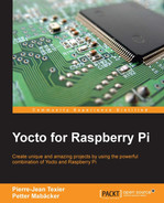 Cover of Yocto for Raspberry Pi