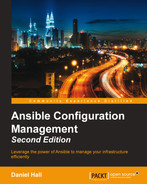 Cover of Ansible Configuration Management - Second Edition