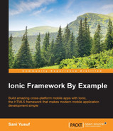 Cover of Ionic Framework By Example