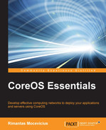 Cover of CoreOS Essentials