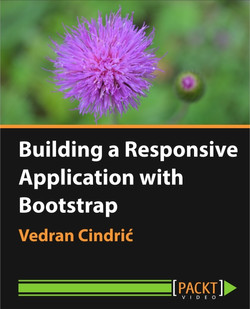 Building a Responsive Application with Bootstrap