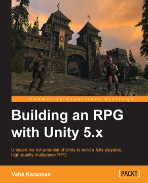Building an RPG with Unity 5.x