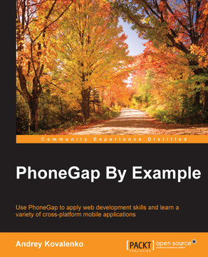 PhoneGap By Example [Book]