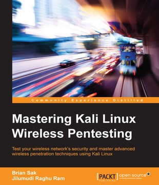 Mastering Kali Linux Wireless Pentesting [Book]
