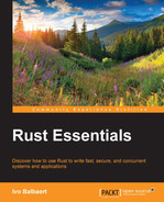 Cover of Rust Essentials