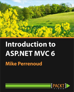 Introduction to ASP.NET MVC 6