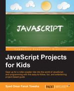 Cover of JavaScript Projects for Kids