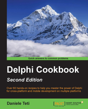 Delphi Cookbook - Second Edition