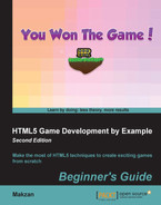 Cover of HTML5 Game Development by Example : Beginner's Guide - Second Edition