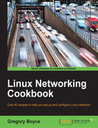 Cover of Linux Networking Cookbook