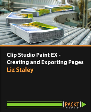 Clip Studio Paint EX - Creating and Exporting Pages