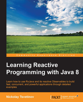 Learning Reactive Programming with Java 8