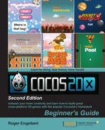 Cover of Cocos2d-x by Example : Beginner's Guide - Second Edition