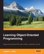 Cover of Learning Object-Oriented Programming