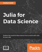Cover of Julia for Data Science