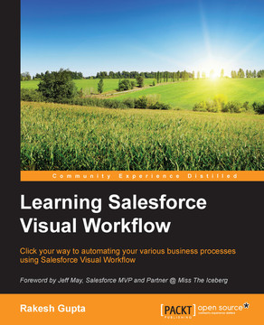 Learning Salesforce Visual Workflow