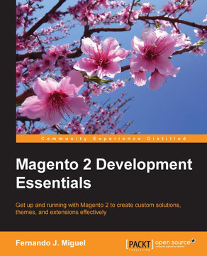 Magento 2 Development Essentials