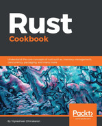 Cover of Rust Cookbook