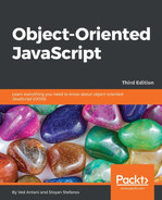 Cover of Object-Oriented JavaScript - Third Edition