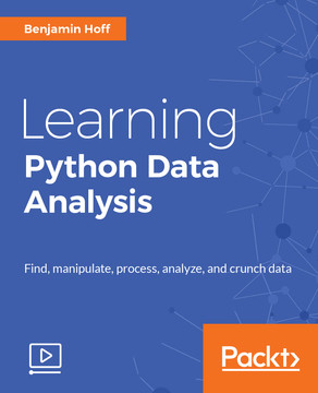 Learning Python Data Analysis