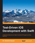 Cover of Test-Driven iOS Development with Swift