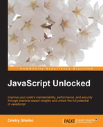 Cover of JavaScript Unlocked