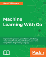 Cover of Machine Learning With Go