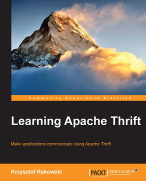 Learning Apache Thrift
