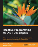 Cover of Reactive Programming for .NET Developers