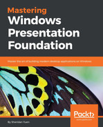 Cover of Mastering Windows Presentation Foundation